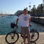 Startupcycling Thomas despin