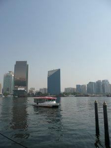 crique Dubaï 2009